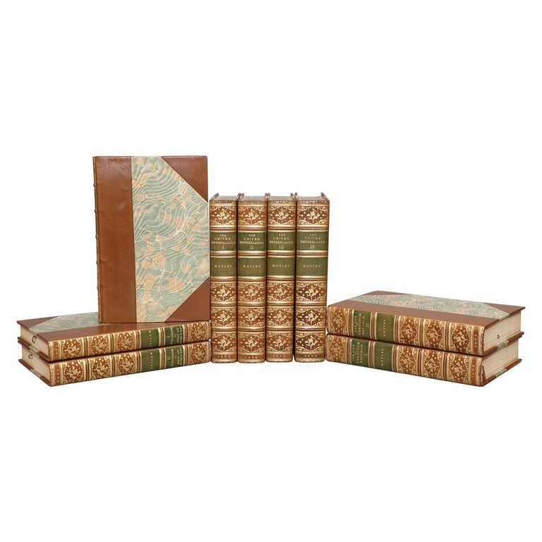 Books, The Works of John L. Motley For Sale