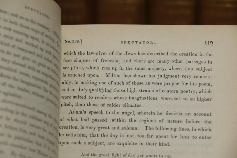 Books, The Works of Joseph Addison For Sale 1