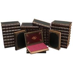 Books, The Works of R.L. Stevenson