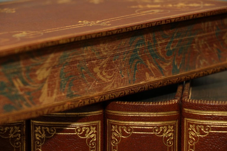 Books, The Works of William Shakespeare, Text revised by the Rev. Alexander Dyce In Good Condition For Sale In New York, NY