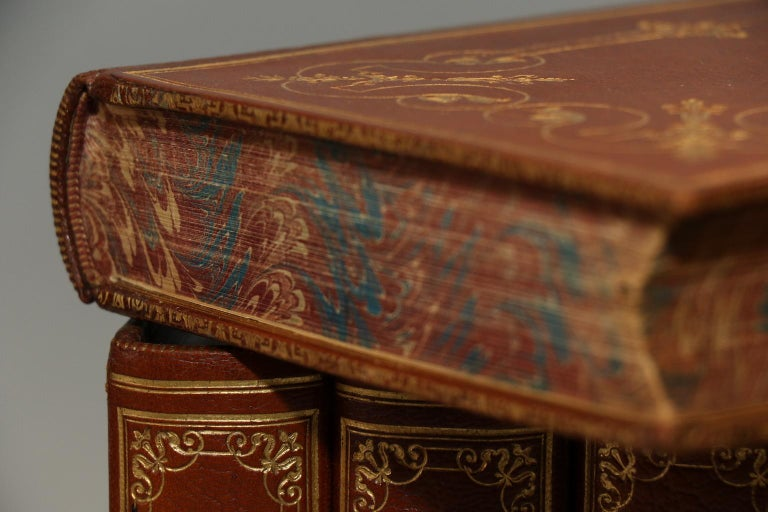 Late 19th Century Books, The Works of William Shakespeare, Text revised by the Rev. Alexander Dyce For Sale