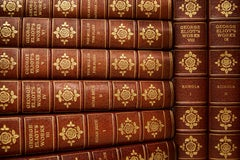 Books, The Writings of George Eliot