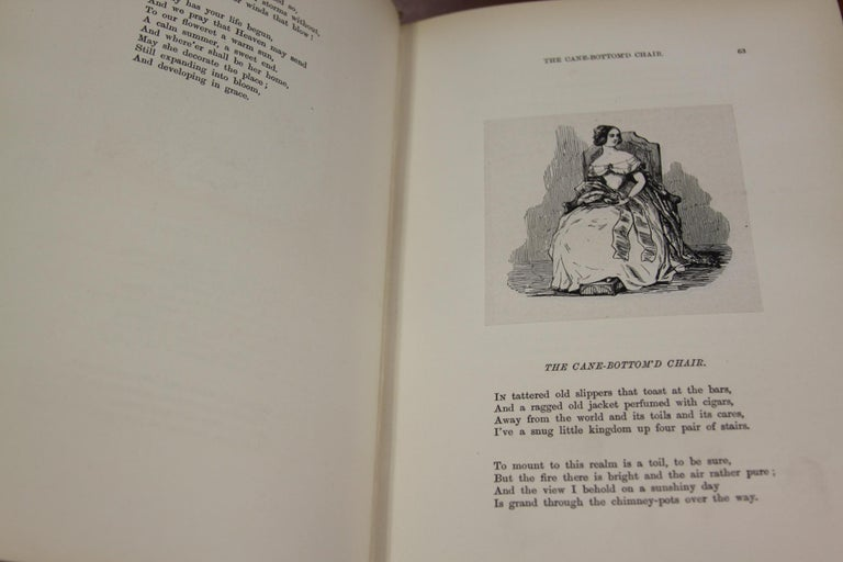Books, The Writings of William Makepeace Thackeray, Antiques Leather-Bound Set For Sale 3