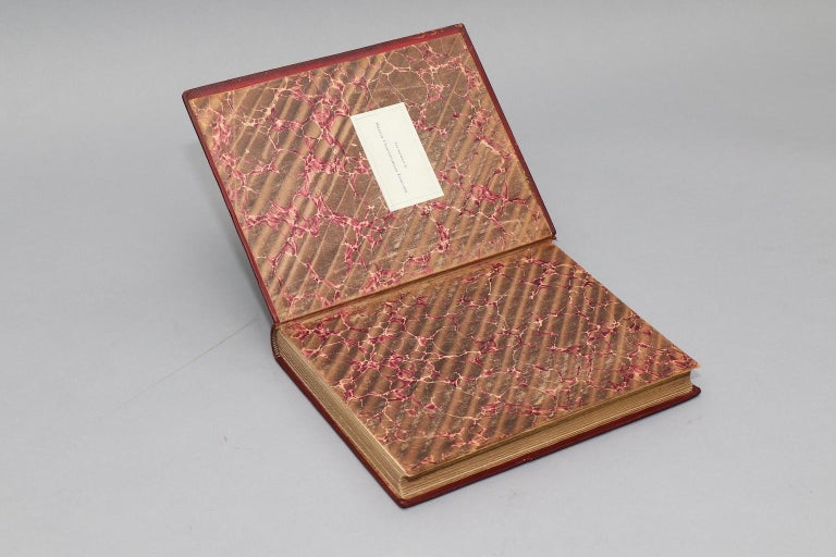 Leather Books, Tom Taylor's