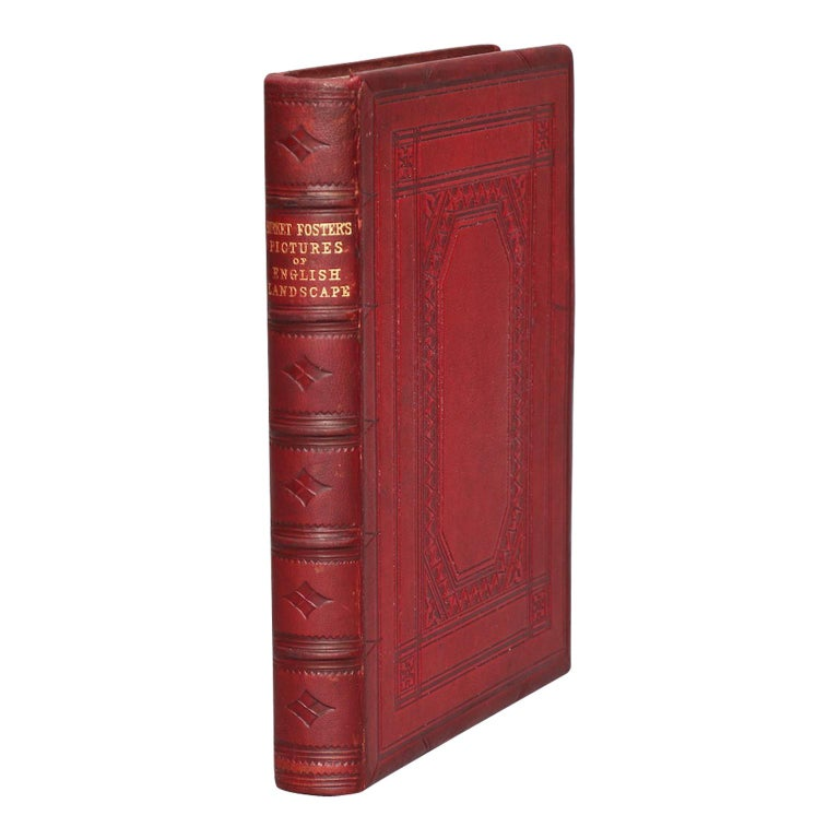 """Books, Tom Taylor's """"Birket Foster's Pictures of English Landscape..."""" For Sale"""