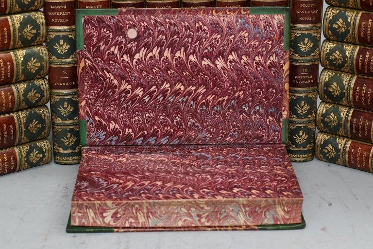 Books, Walter Scott's