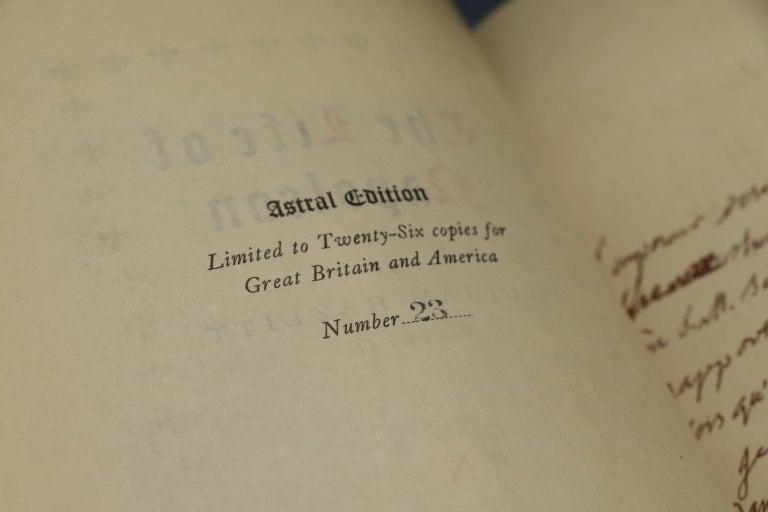 Leather Books, William Hazlitt, Madame Junot, & Louis Bourrienne's