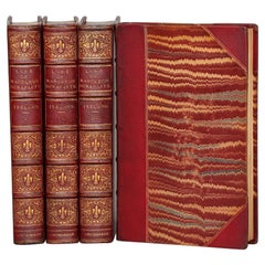"Books, William Henry Ireland's ""The Life of Napoleon Bonaparte"" First Edition!"