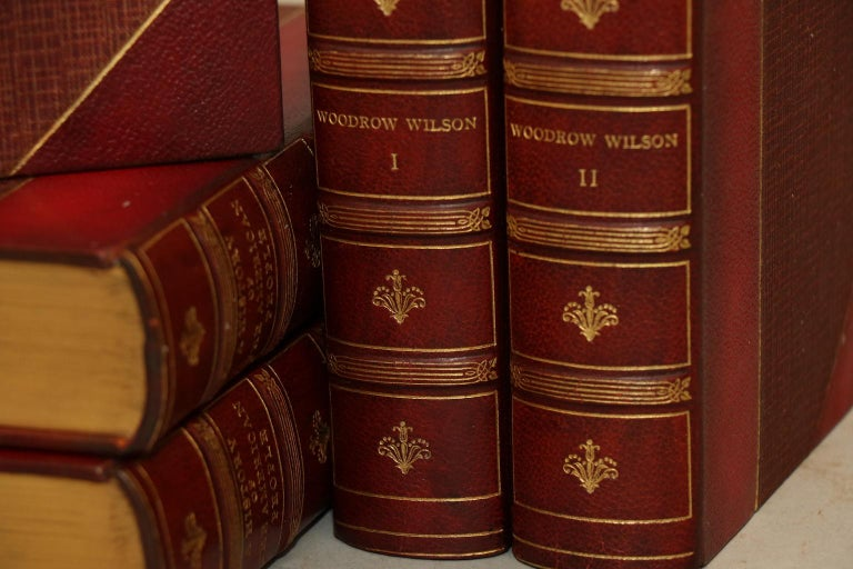 Books, Woodrow Wilson's