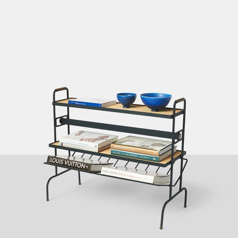 French Bookstand by Jacques Adnet For Sale