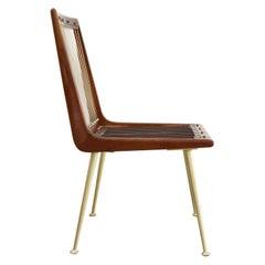 Boomerang Chair by Hans Mitzlaff for Eugen Schmidt Soloform