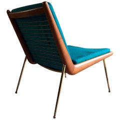 Boomerang Chair Peter Hvidt & Orla Molgaard Nielsen by France & Son 1950s No.2