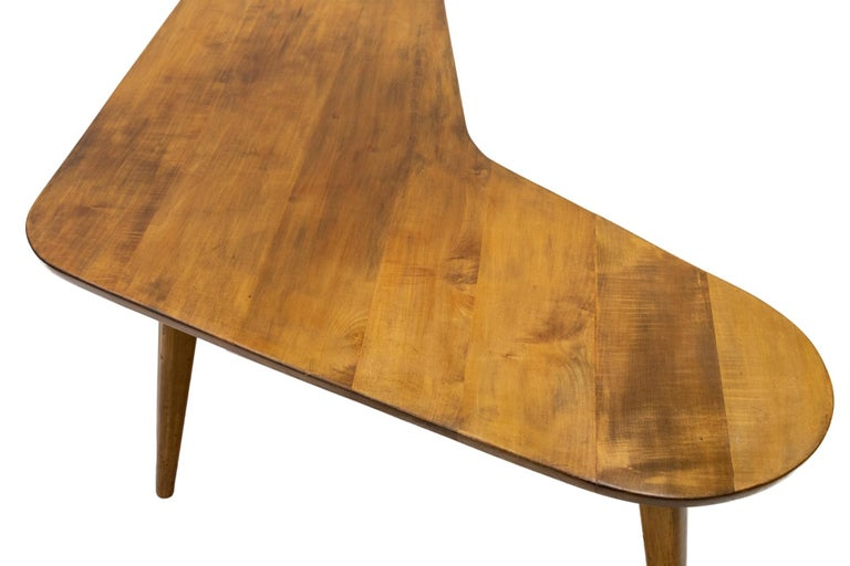 Boomerang Coffee Table 1950s Dutch For Sale 1