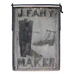 Boot Makers Sign