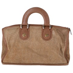 Borbonese 1990s Tote Handles Bag
