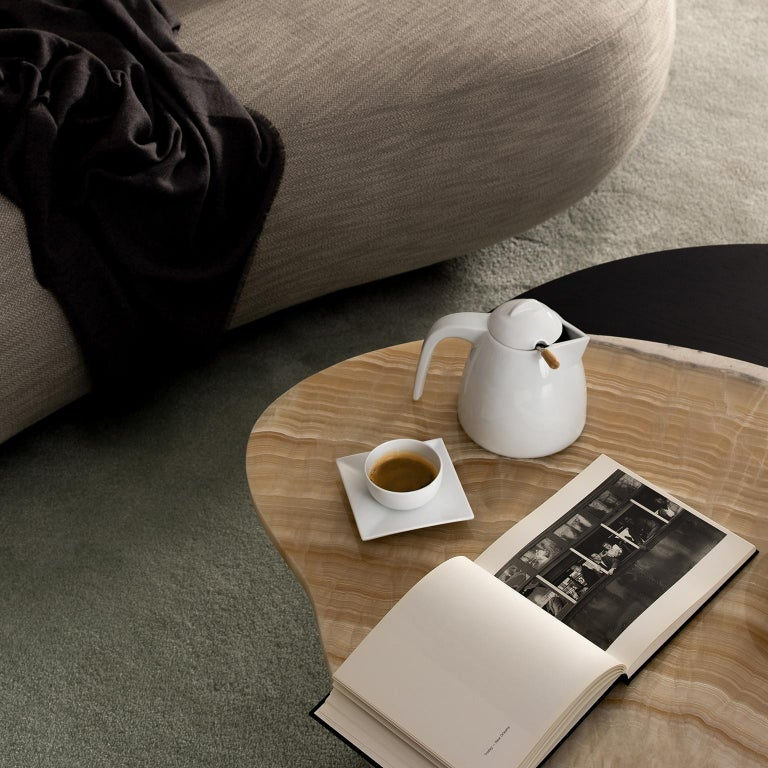 21st Century Modern Bordeira Coffee Table Handcrafted Portugal by Greenapple  For Sale 4