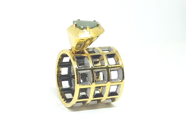 Contemporary Bored of High Brands? Indulge Yourself in Unadulterated Exclusivity Diamond Ring For Sale