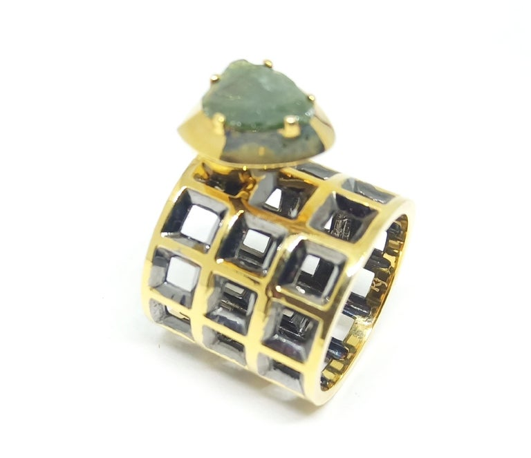 Uncut Bored of High Brands? Indulge Yourself in Unadulterated Exclusivity Diamond Ring For Sale
