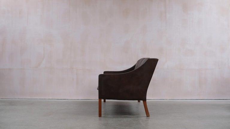 20th Century Børge Mogensen 2209 Sofa For Sale