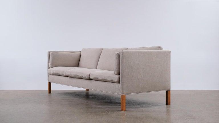 Danish Børge Mogensen 2443 Sofa