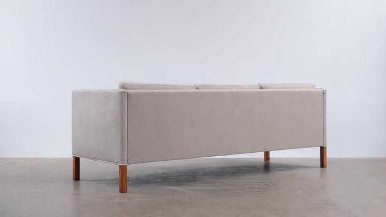 20th Century Børge Mogensen 2443 Sofa