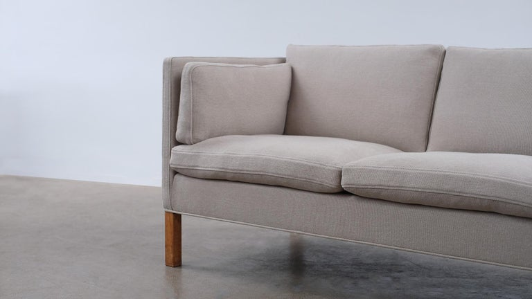 Linen Børge Mogensen 2443 Sofa