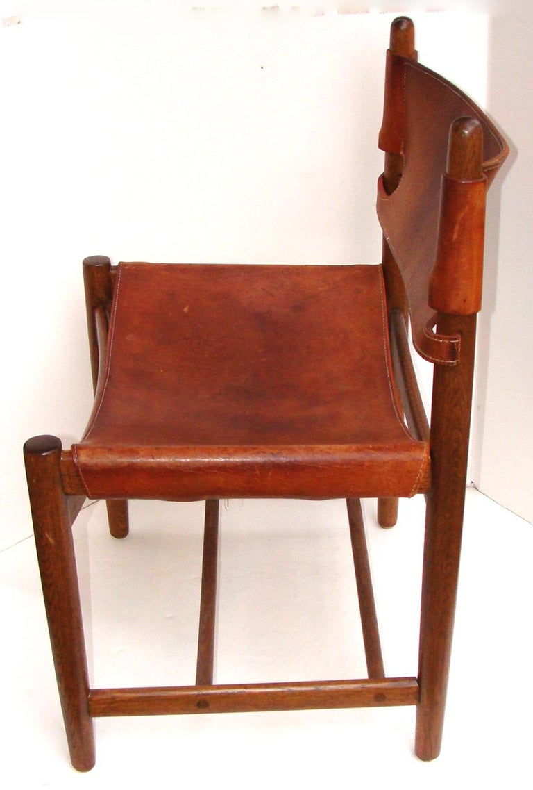 Danish Borge Mogensen Chair Early Productioin For Sale