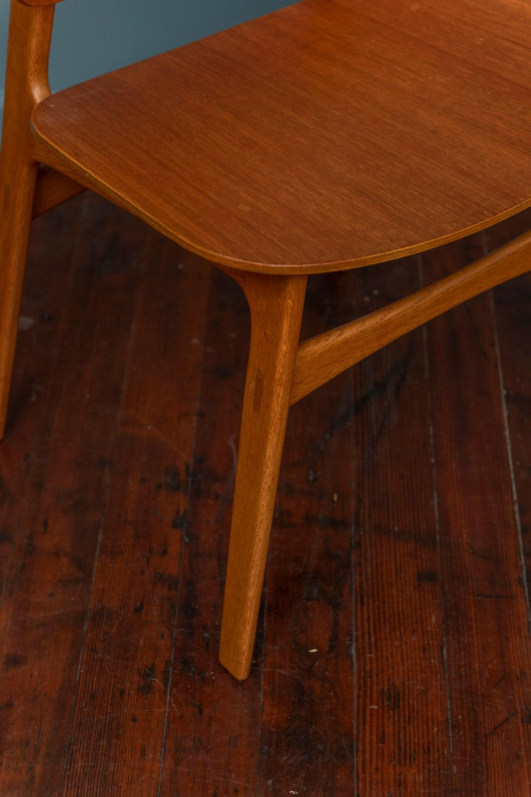 Danish Børge Mogensen Chair for Søborg Møbelfabrik For Sale