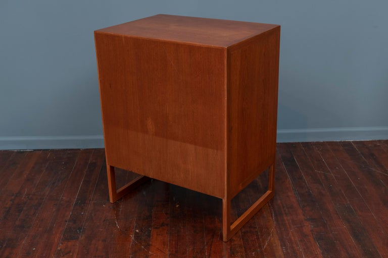 Teak Borge Mogensen Chest of Drawers for P. Lauritsen and Son For Sale