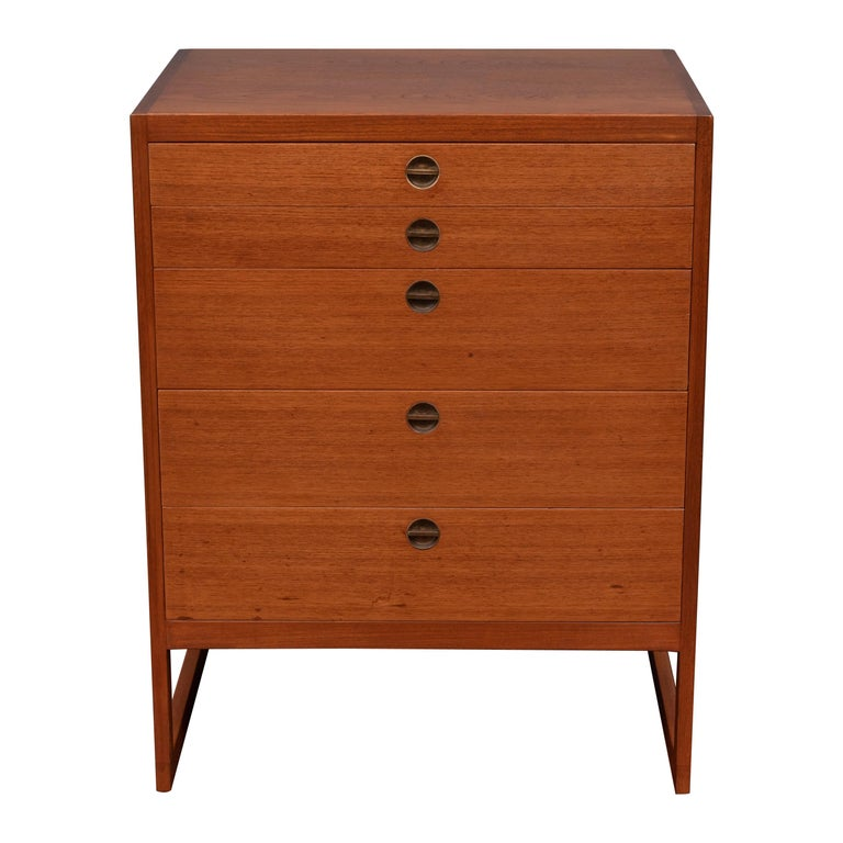 Borge Mogensen Chest of Drawers for P. Lauritsen and Son For Sale