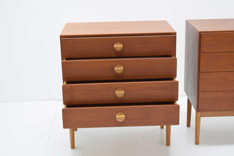 Borge Mogensen Chests of Drawers, 1960s For Sale 3