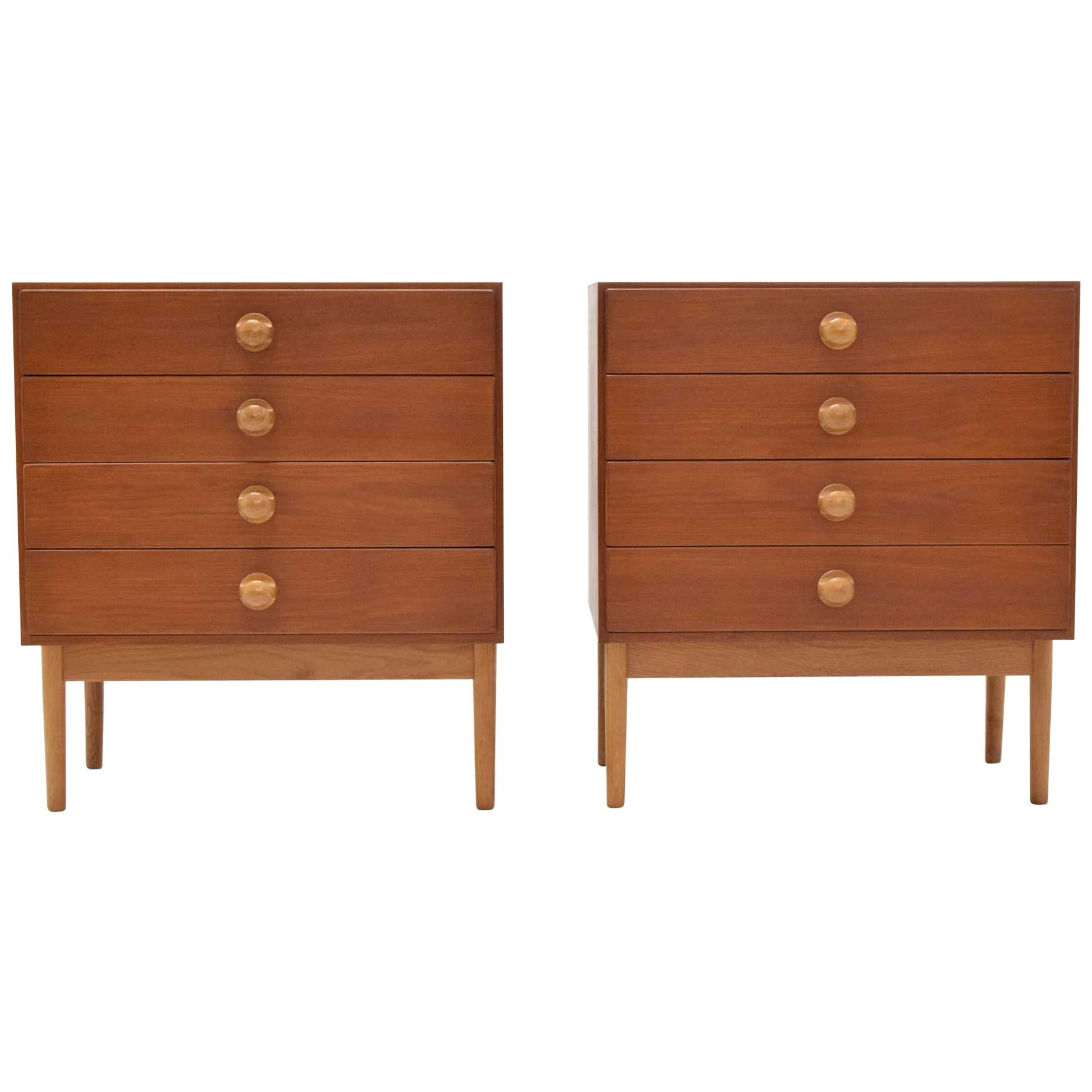 Borge Mogensen Chests of Drawers, 1960s
