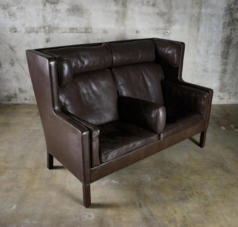 Borge Mogensen 'Coupe' Sofa For Sale 1