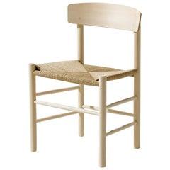 Borge Mogensen J39 Dining Chair, Soaped Oak