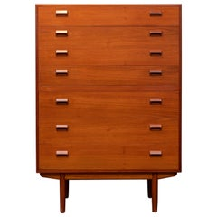 Borge Mogensen Tall Chest of Drawers