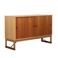 Borge Mogensen Teak and Oak Cabinet for Karl Andersson & Sons, Sweden 1960