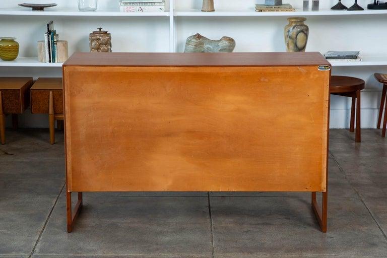 Borge Mogensen Teak Credenza For Sale 8