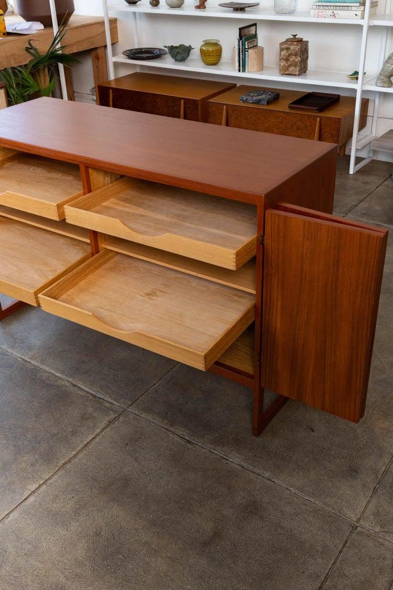Mid-20th Century Borge Mogensen Teak Credenza For Sale