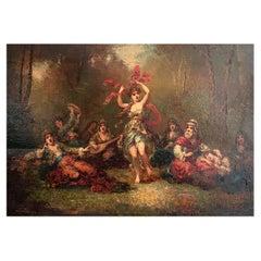 """Borgella Frederic """"The Oriental Dance"""""""