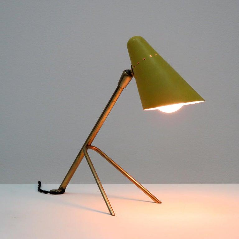 Boris Lacroix Table Lamp, 1950 For Sale 3