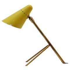Boris Lacroix Table Lamp, 1950