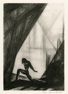 Untitled (Nude in Landscape)