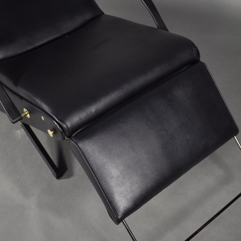 Borsani P40 Lounge Chair for Tecno, Italy, circa 1970 For Sale 7