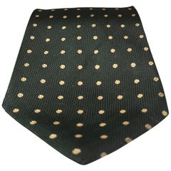Boss grenn multicoloured tie