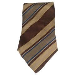 Boss vintage multicoloured tie