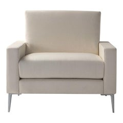 Boston Ivory Armchair