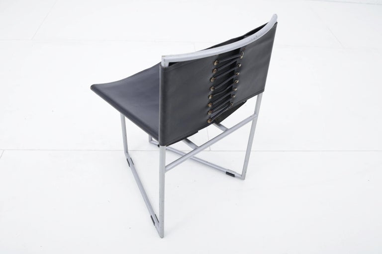 Italian Botta 91 Chairs by Mario Botta for Alias, 1991 For Sale