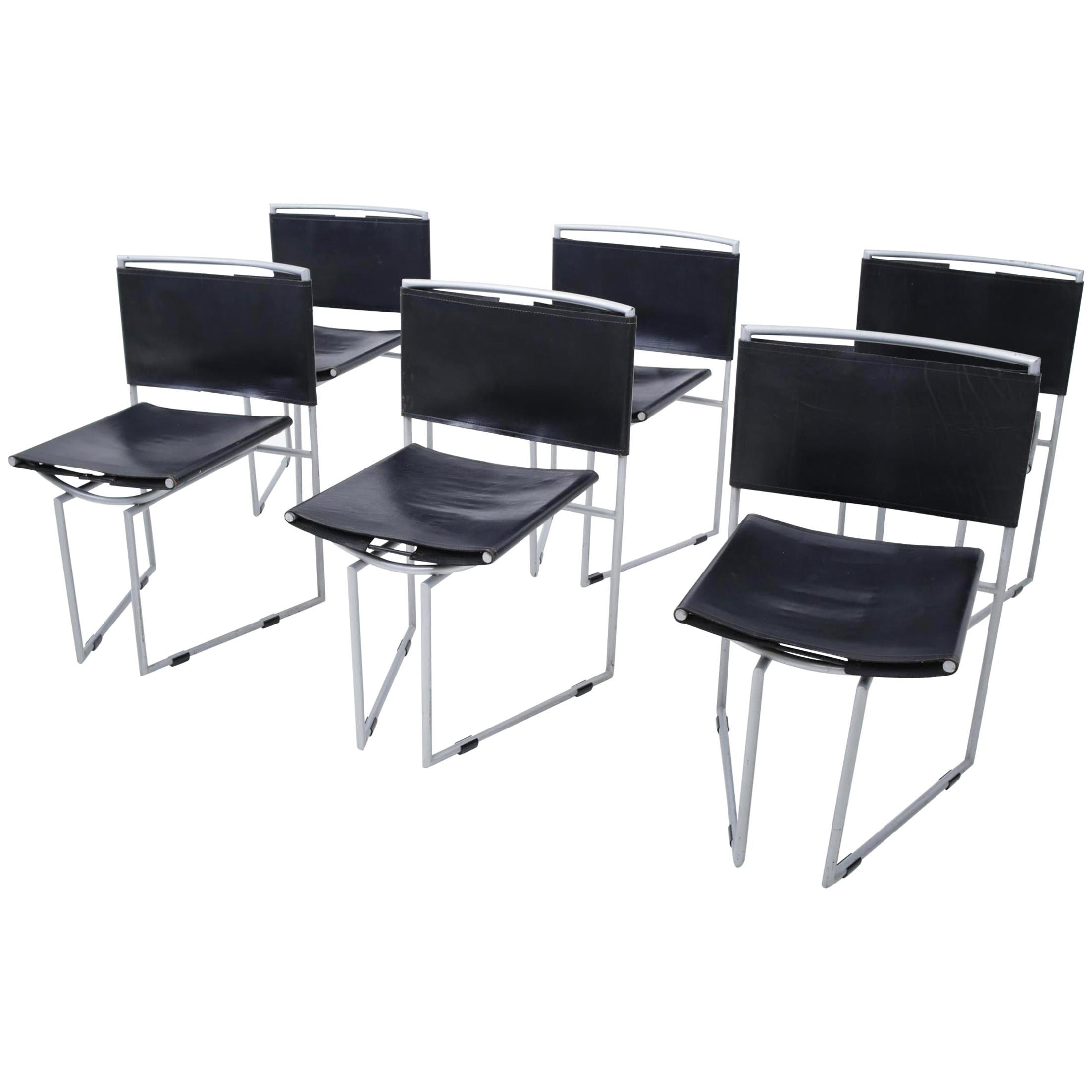 Botta 91 Chairs by Mario Botta for Alias, 1991