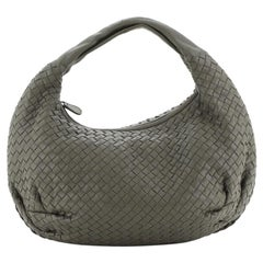 Bottega Veneta Belly Hobo Intrecciato Nappa Medium