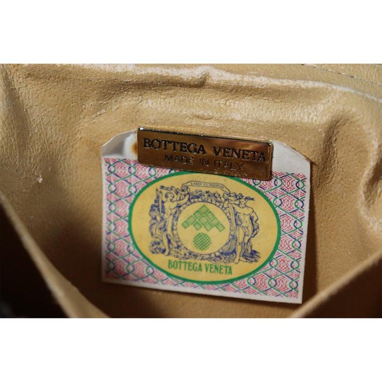 Bottega Veneta Black Half Circle, Binocular Style Crossbody Handbag  For Sale 1